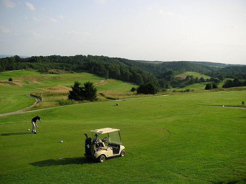 Golfen op 15 minuten